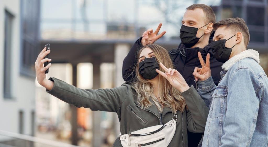 нужно ли носить маску в коронавирус