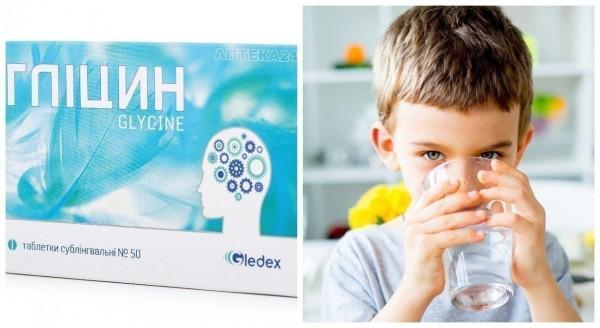 Можно ли давать глицин детям, чтобы чадо было спокойным и успешным: чем полезен глицин и как принимать ребенку