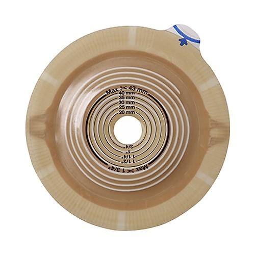 46759 Колопласт Конвекс пластина двухкомпонентная 50 мм N4