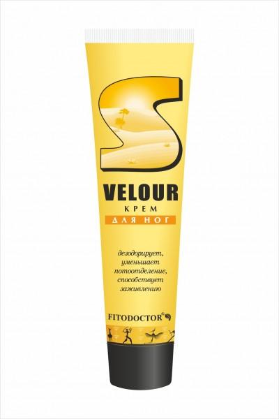 Velour (Велюр) крем для ног, 44 г