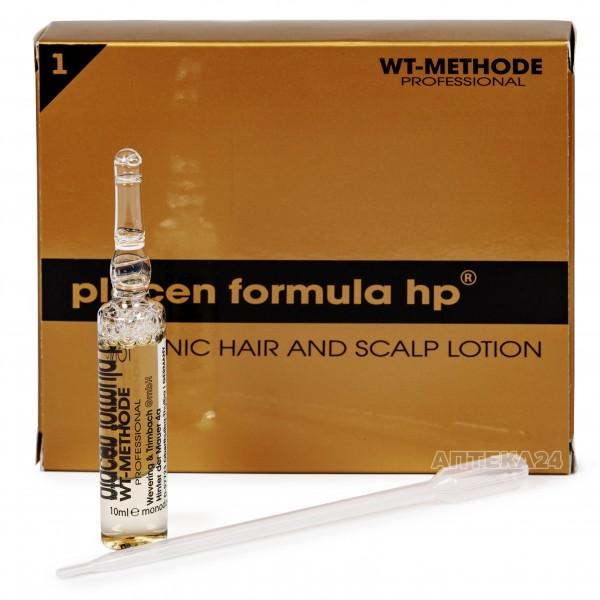Плацент Формула Ботаника средство для восстановления волос, 6 ампул по 10 мл