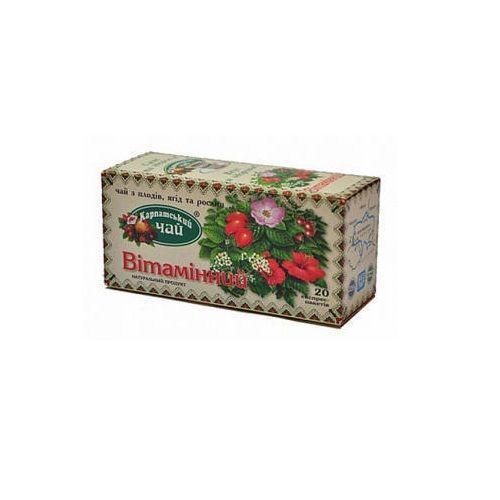 Карпатский чай витаминный №20