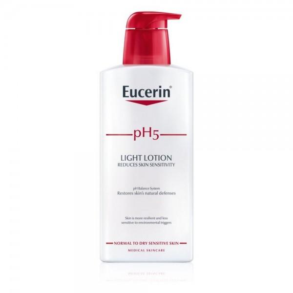 Eucerin pH5 лосьон легкий, 400 мл