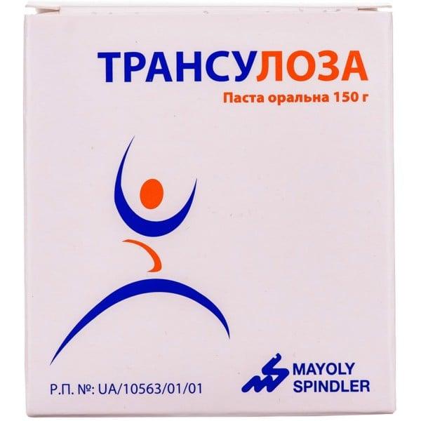 Трансулоза паста оральная от запора, 150 г