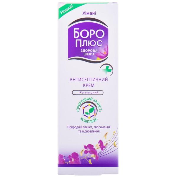 Боро Плюс крем антисептический регулярный Здоровая кожа, 50 мл