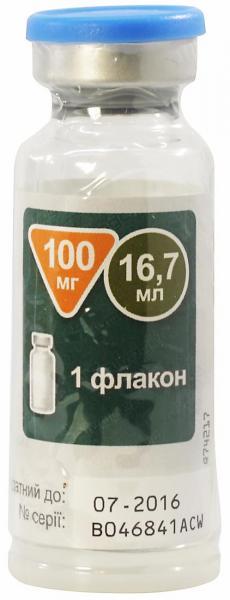 Таксавал 6 мг/мл 16,7 мл №1 концентрат для приготовления раствора для инфузий