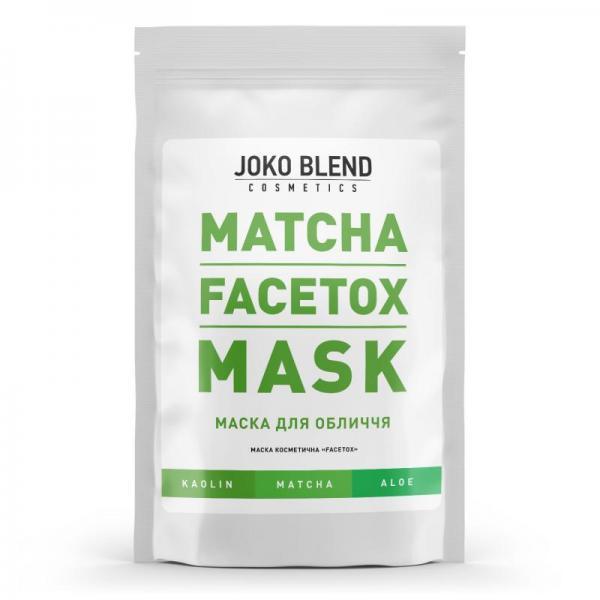 Маска для лица Matcha Facetox Mask Joko Blend 100 гр