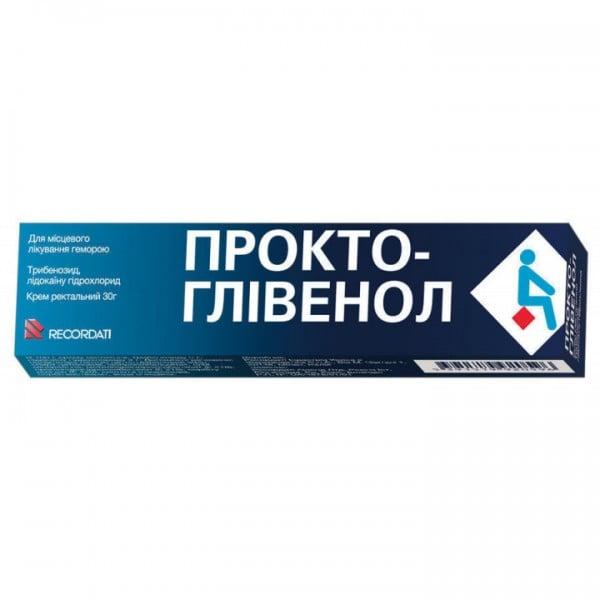 Прокто-Гливенол крем 2%, 30 г