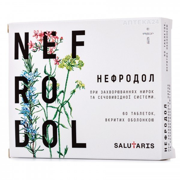 Нефродол таблетки, 60 шт.