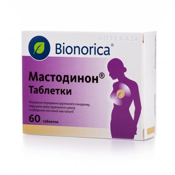Мастодинон таблетки, 60 шт.