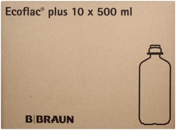 Стерофундин ISO раствор для инфузий, 10 контейнеров по 500 мл